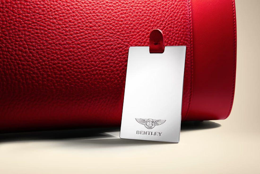 Bentley mirror