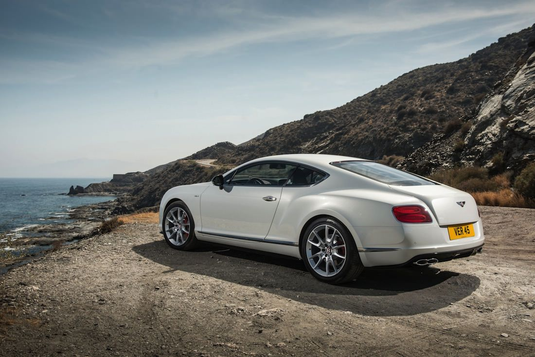 Bentley GT V8 S Coupe
