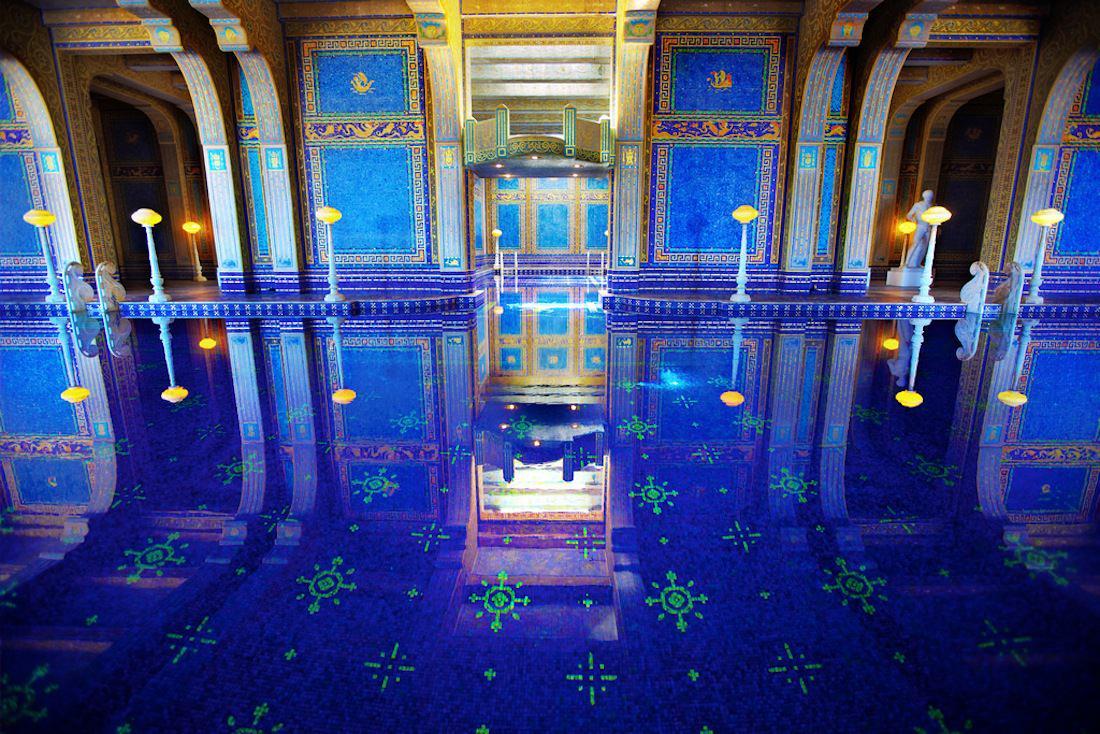 piscine luxe