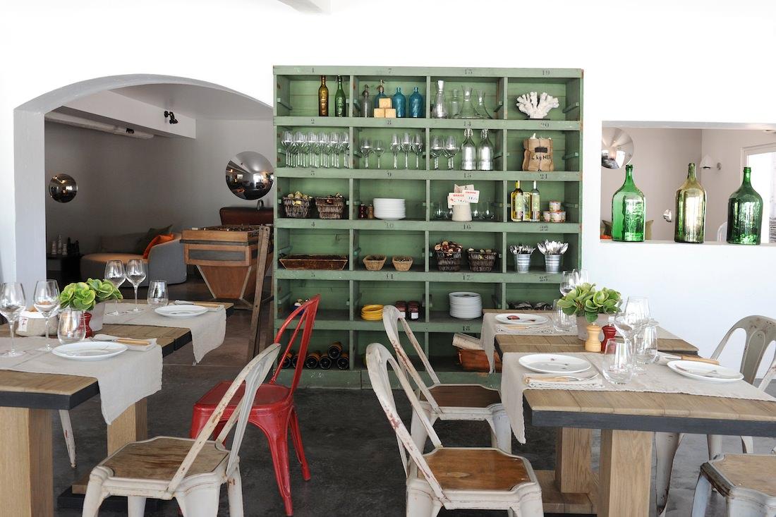 Restaurant Mas de la Fouque