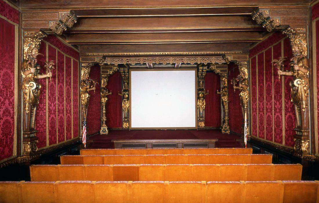 salle cinema interieure