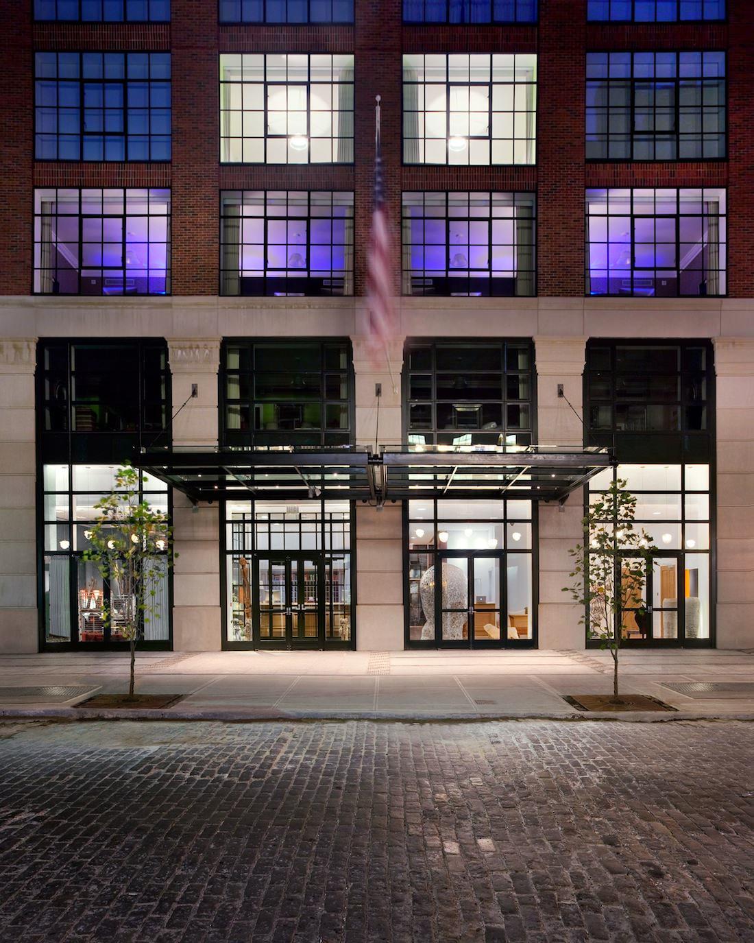 exterieur crosby street hotel