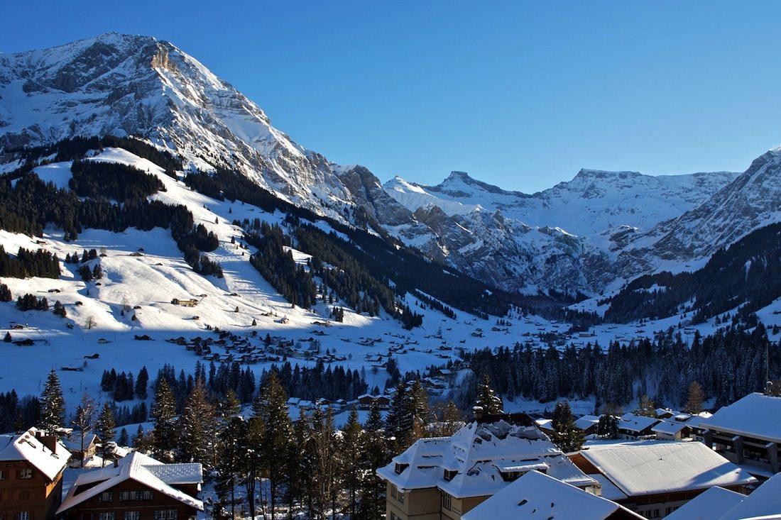 alpes suisses Adelboden