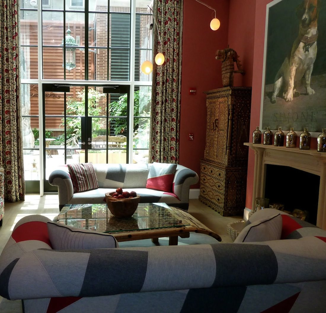 interieur cosy luxe