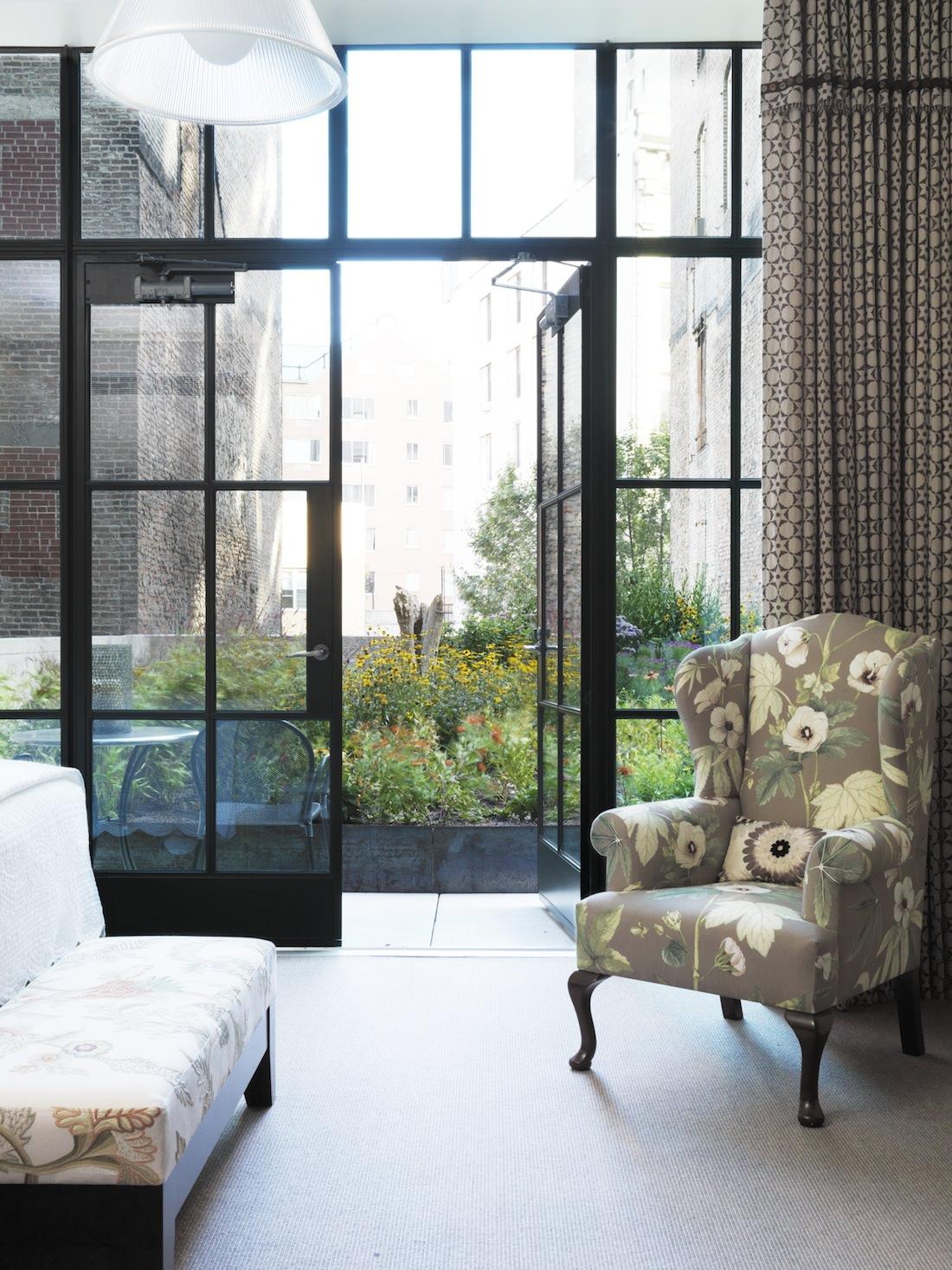 crosby street hotel luxe