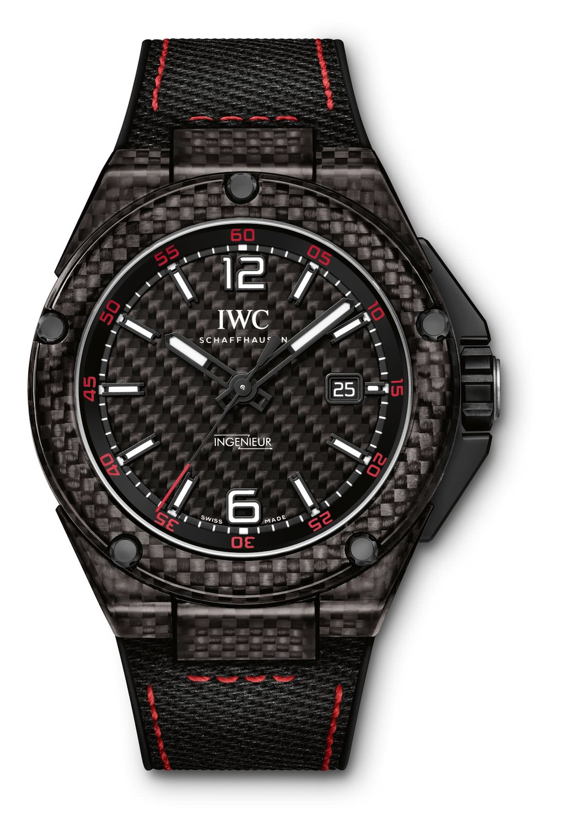 Ingenieur IWC red