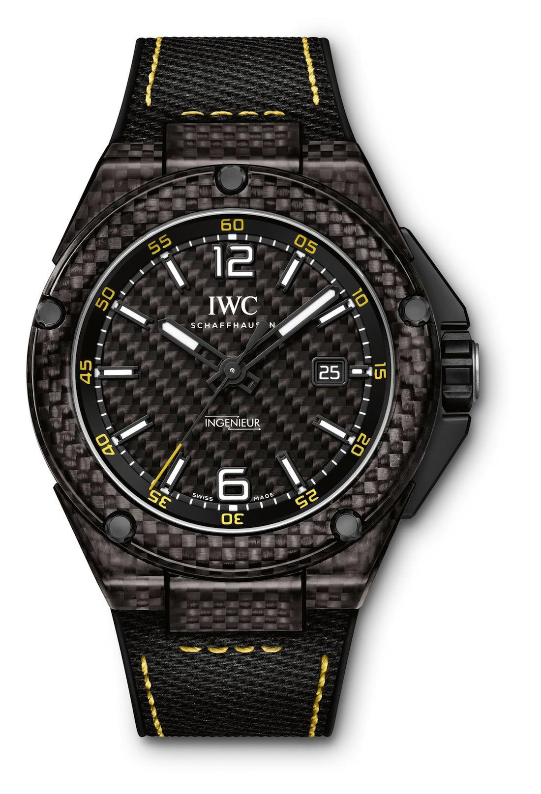 Ingenieur IWC watches yellow