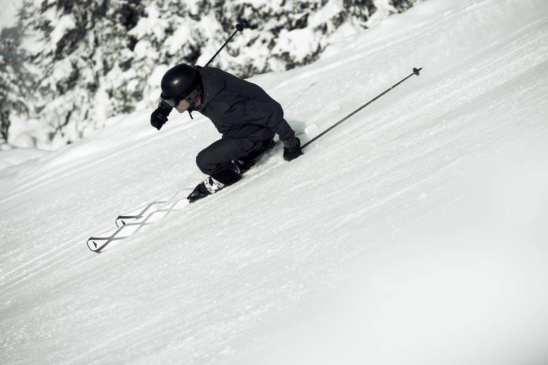bentley skiing