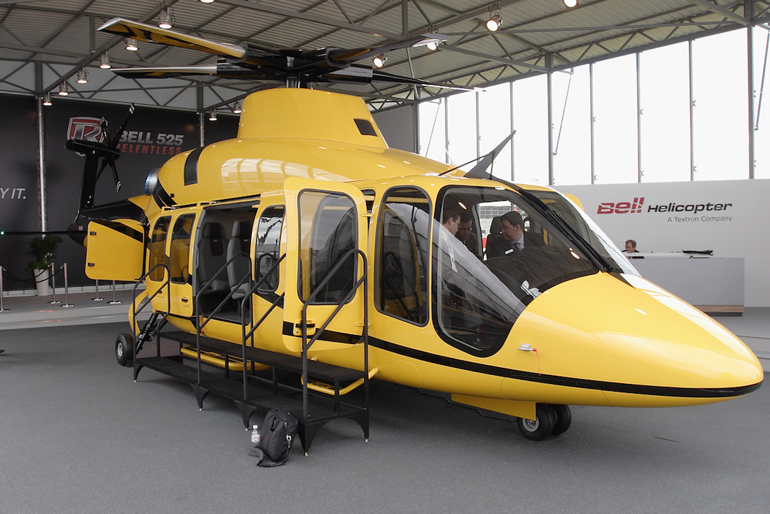 Helicopter Bell 525