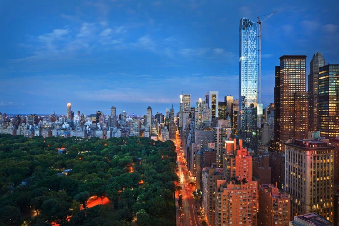 Mandarin New york exterior