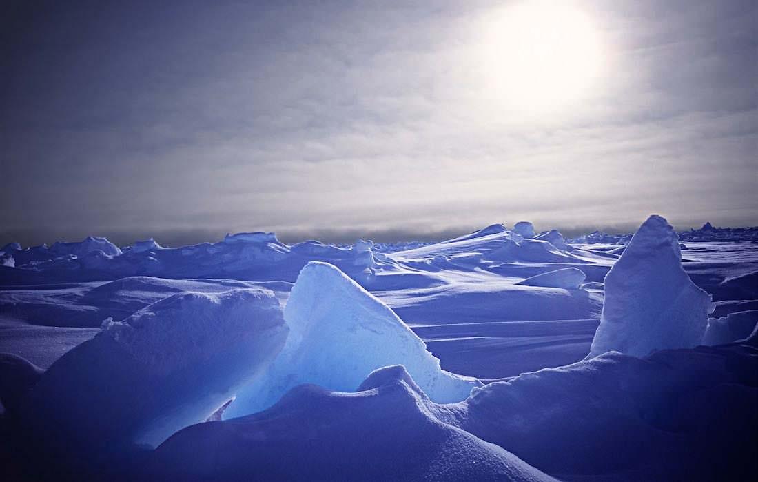 North pole excursion