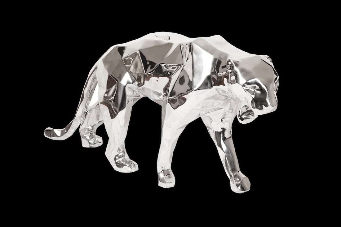 Panther silver 2
