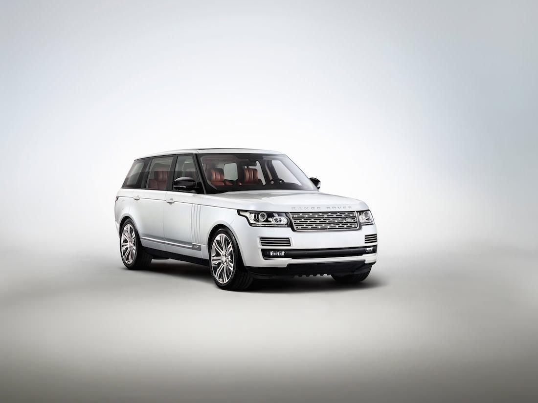 Range Rover 9