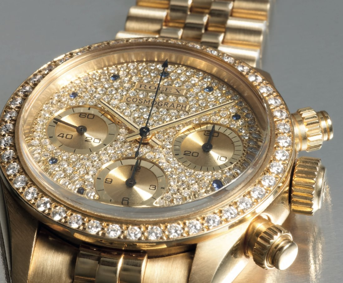 Rolex gold -