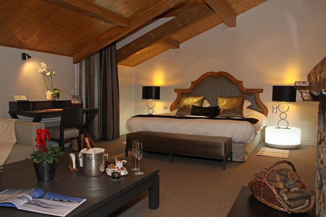 bedroom Courchevel