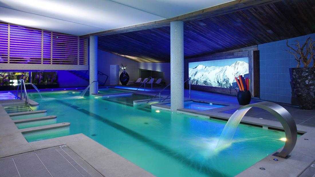 chabichou swimming pool