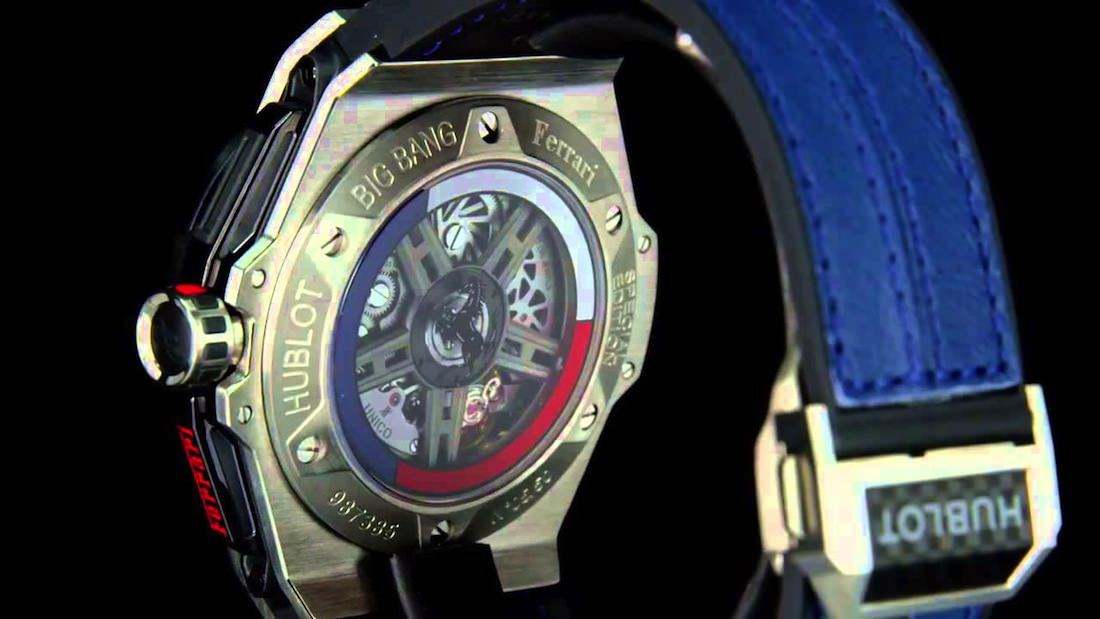 hublot big bang ferrari texas 5