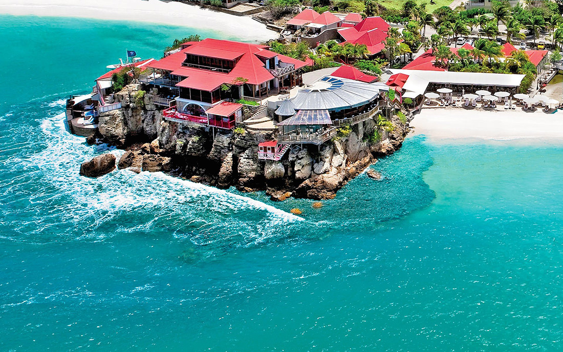Island of Saint Barths, French West Indies
