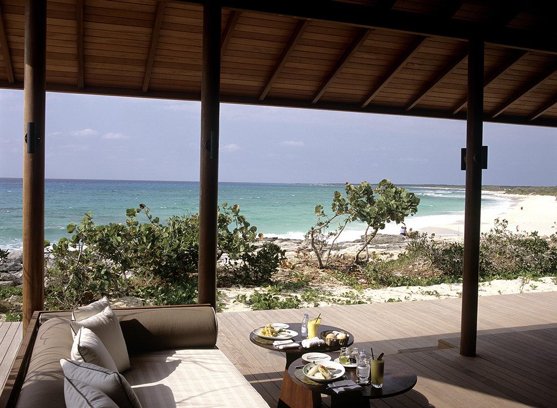 Amanyara - Beach Club 2