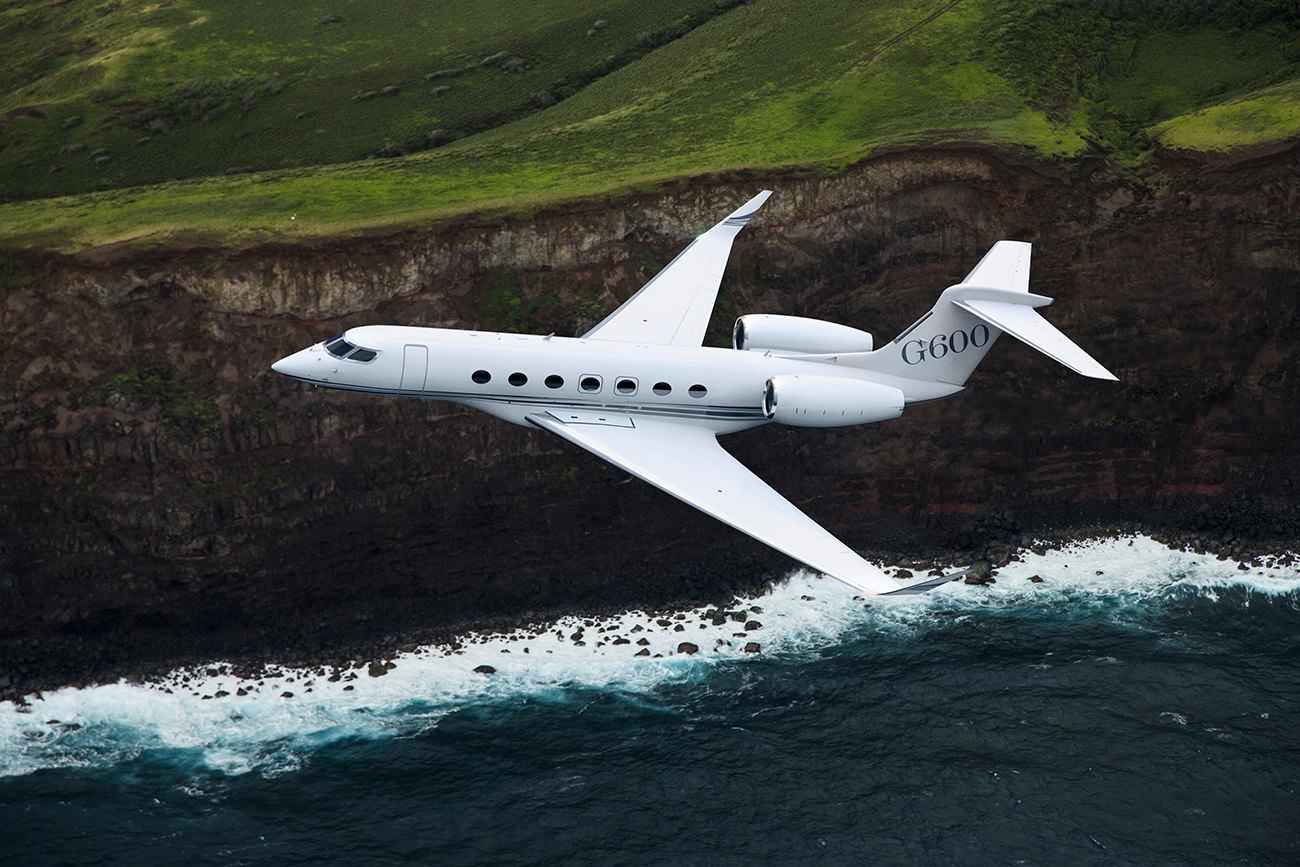 G600 Aerial 08