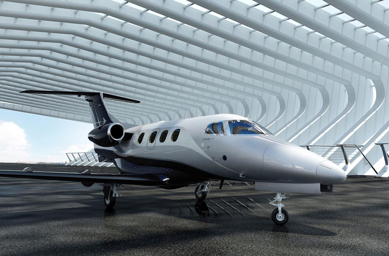 Embraer-Phenom-100E-5