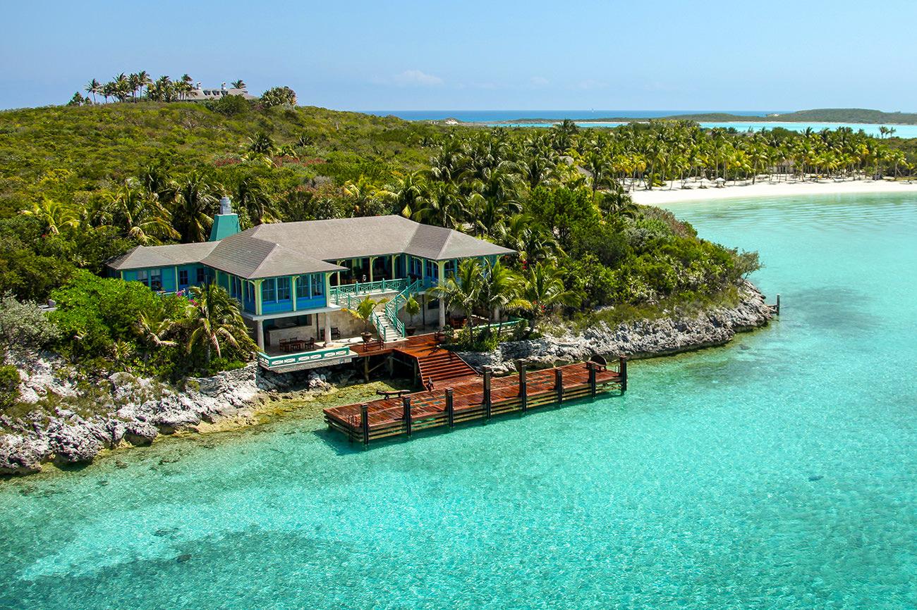 Musha Cay: discover paradise