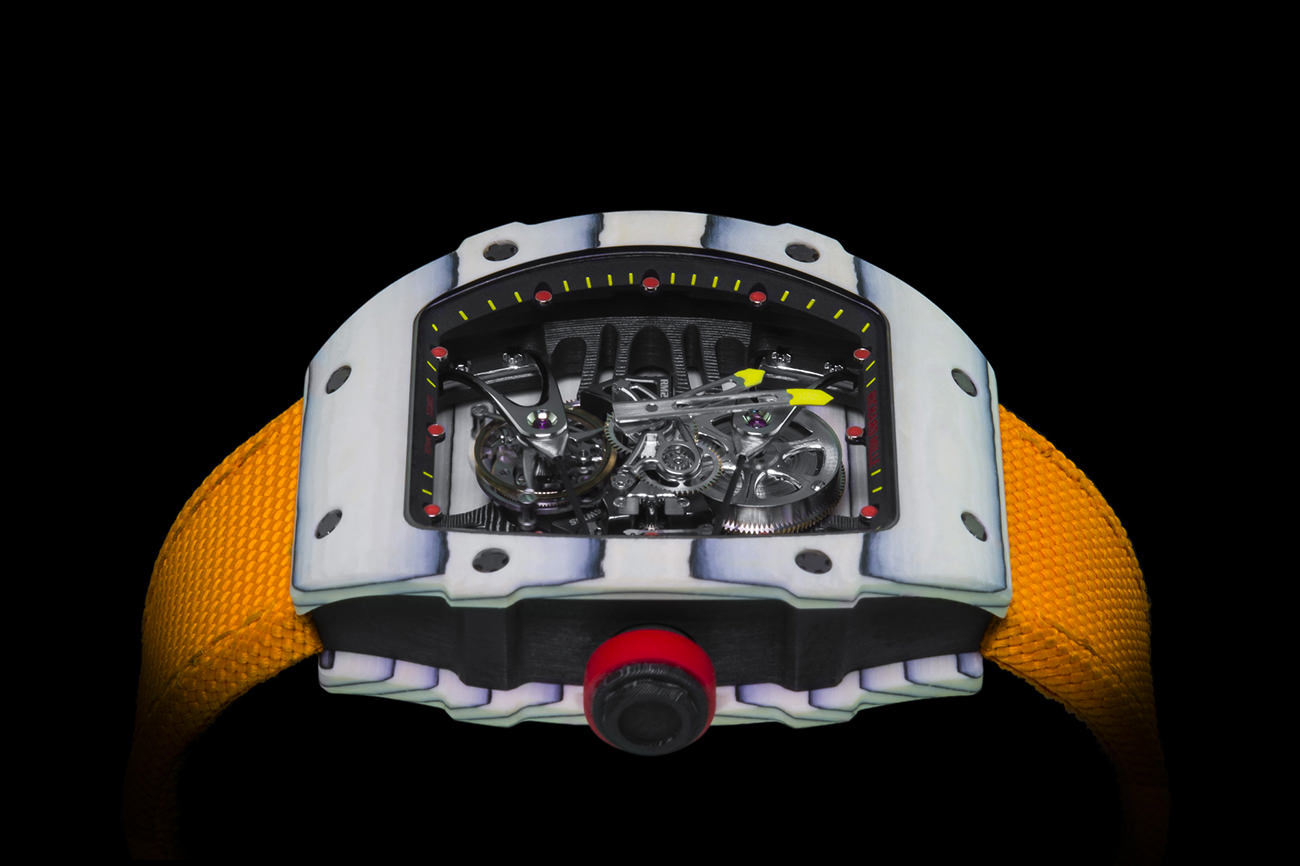 Rm 27 02 By Richard Mille A Watch Created For Rafael Nadal