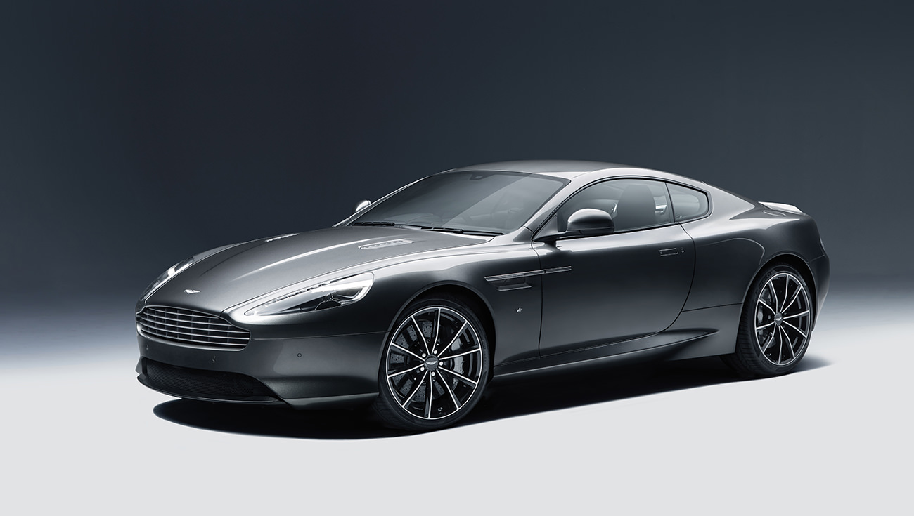 Aston Martin DB9 GT: the ultimate in bespoke grand touring