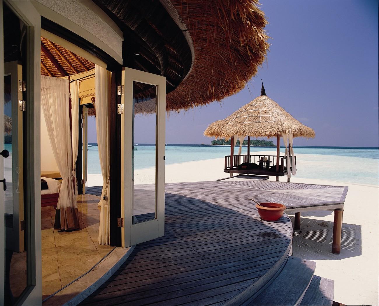 Banyan Tree BeachFront pool Villa