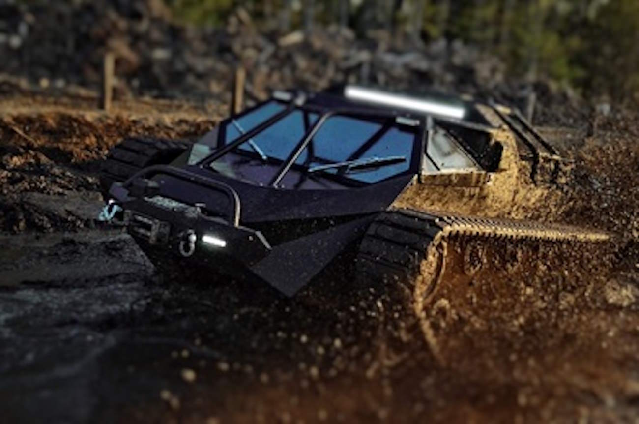 Ripsaw Ev2 For Sale >> Ripsaw Ev2 Tank Now You Can Buy First Private Luxury Tank