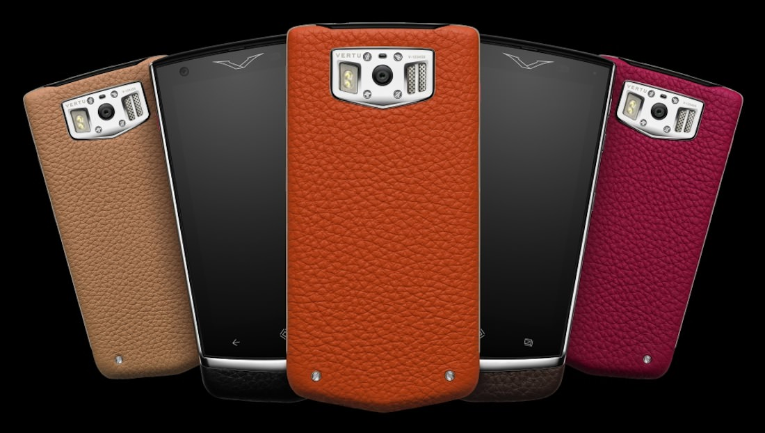 vertu couverture constellation