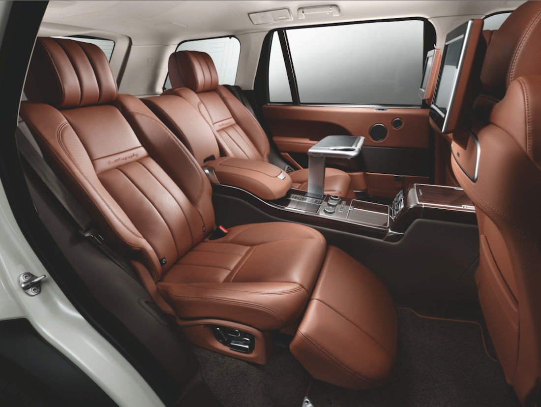 Range Rover Interior >> Range Rover Interior The Milliardaire