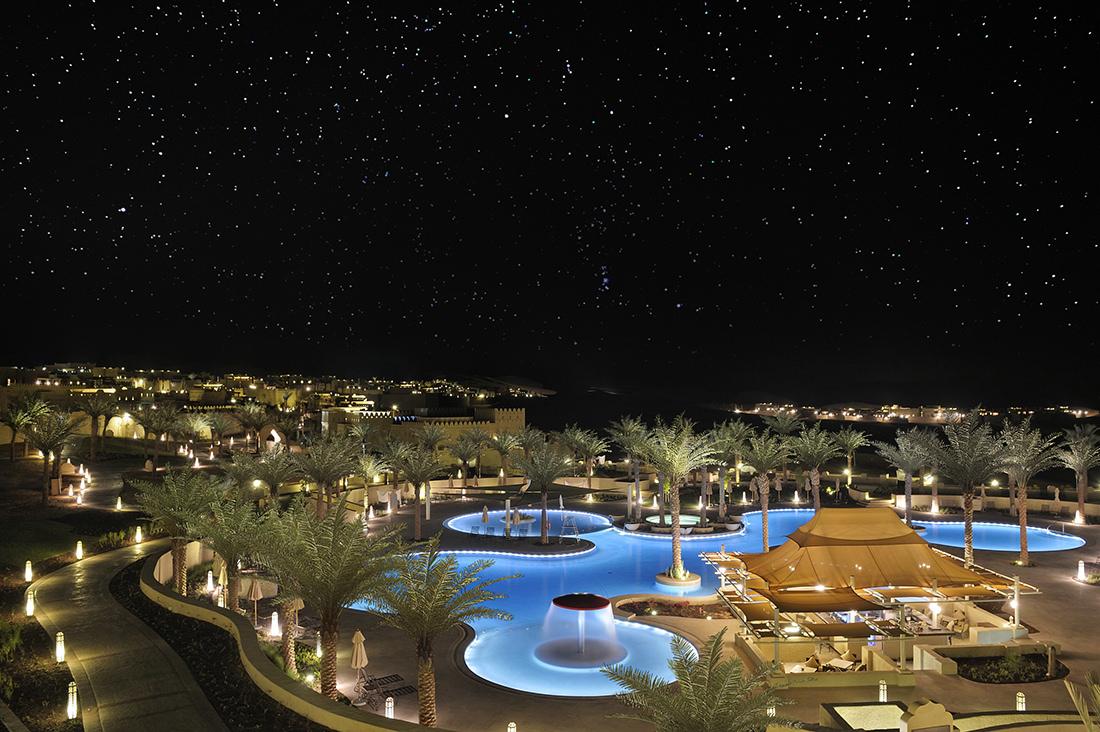 Qasr Al Sarab Desert Resort by Anantara: cultural wonders