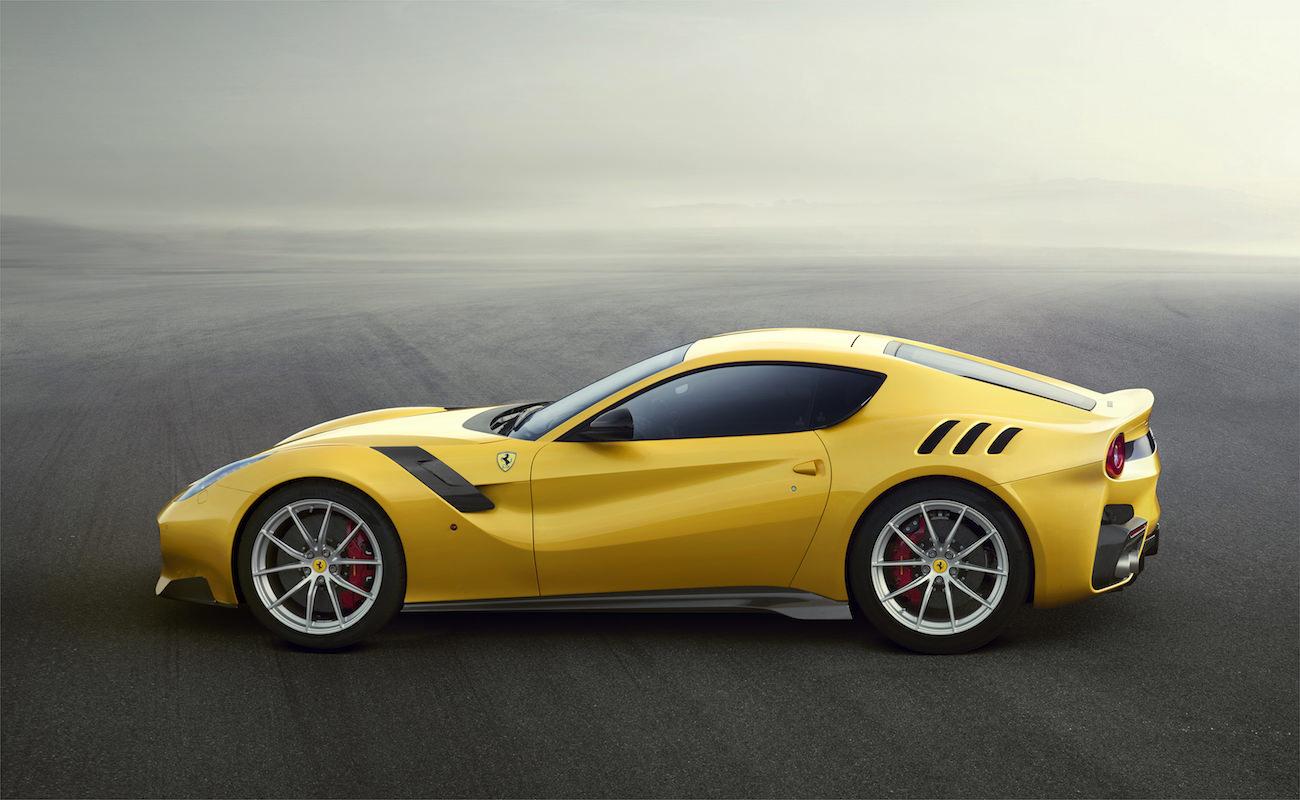 Ferrari F12 Tdf 4 The Milliardaire
