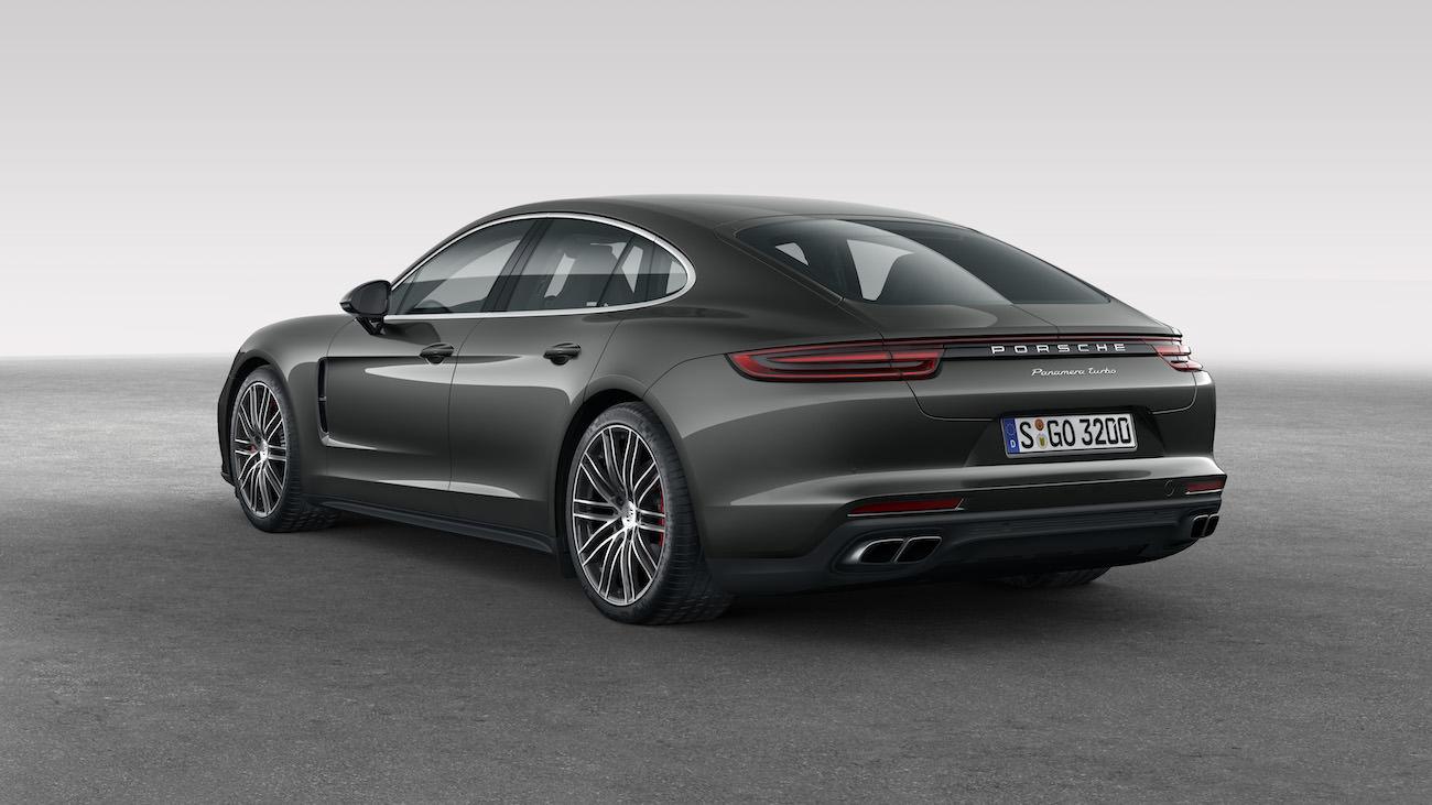 Porsche Panamera 2017 3 The Milliardaire
