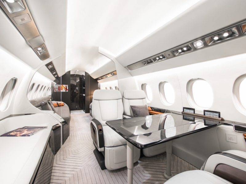 Discovers The Most Exclusive And Expensive Private Jets Of The Planet