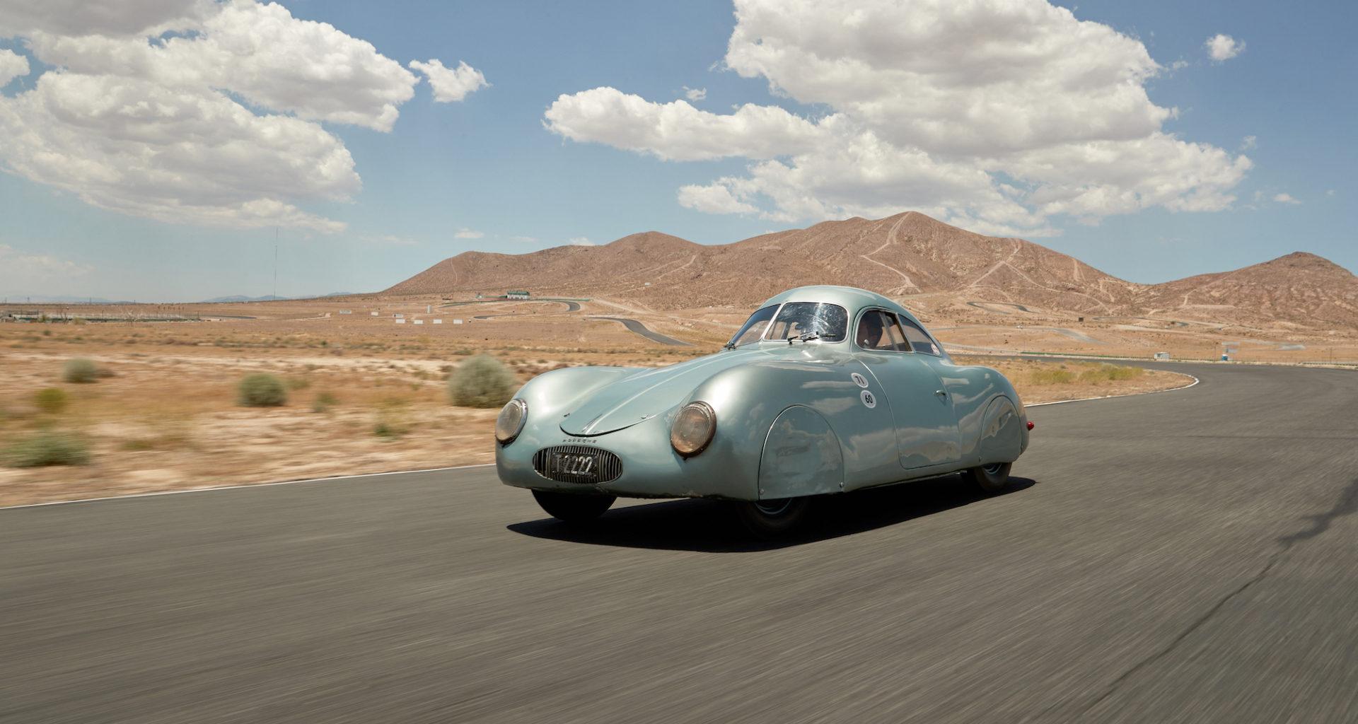 The last Porsche Type 64 at RM Sotheby\u0027s Monterey auction