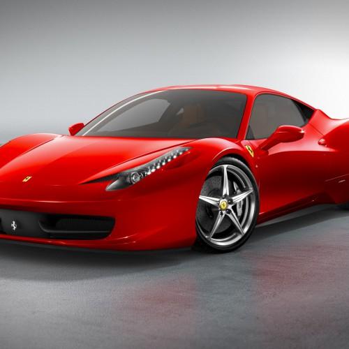 Ferrari 458, exclusive Car