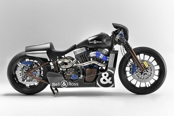 Shaw Harley Davidson Nascafe Racer Bell & Ross