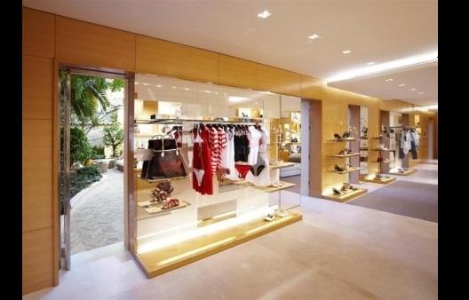 Boutique Louis Vuitton - Saint Tropez