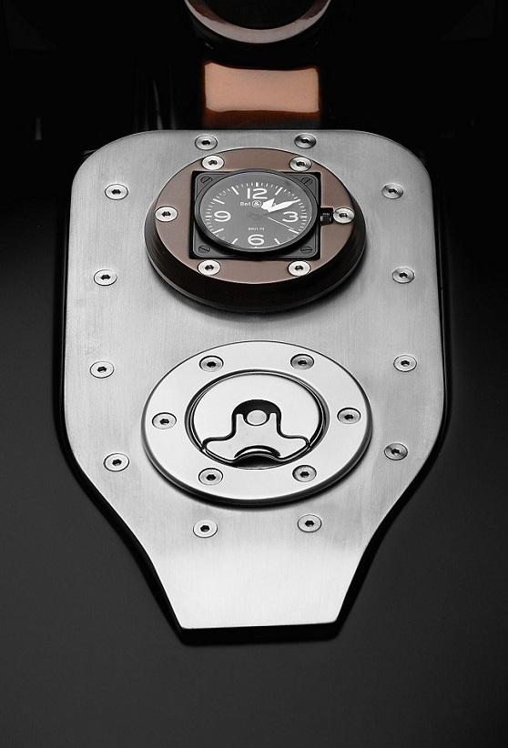 Harley Davidson Nascafe Racer Bell & Ross