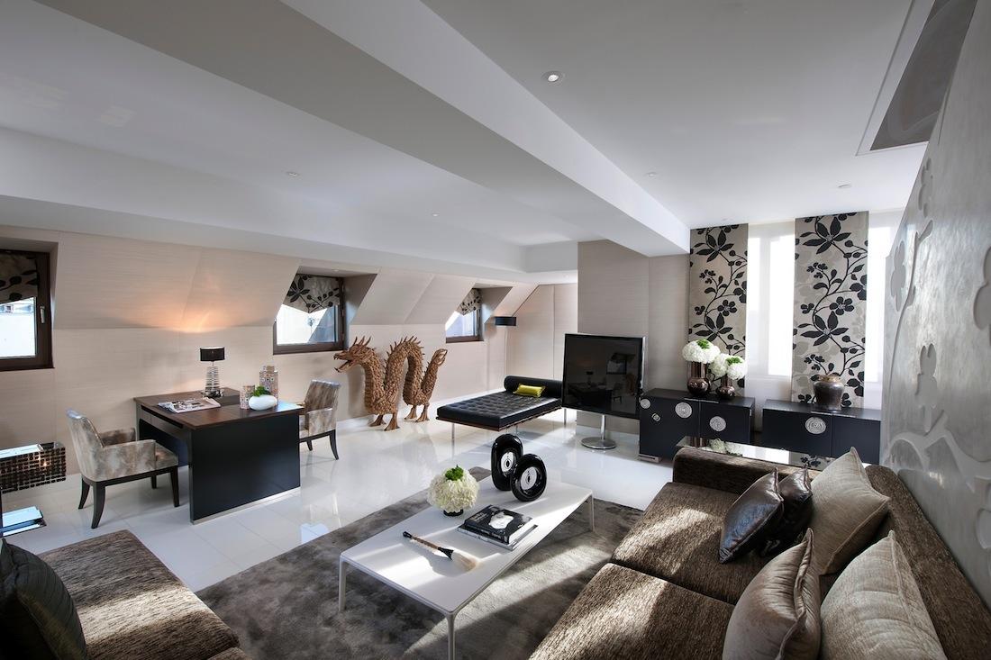 hôtel de luxe a paris