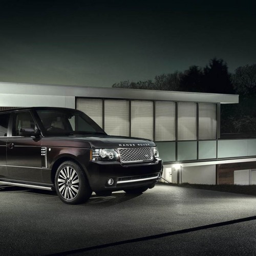 Au summum du luxe : Le Range Rover Autobiography Ultimate Edition