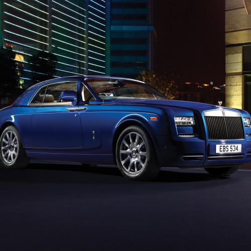 Rolls-Royce Phantom Series II: Un chef d'œuvre moderne