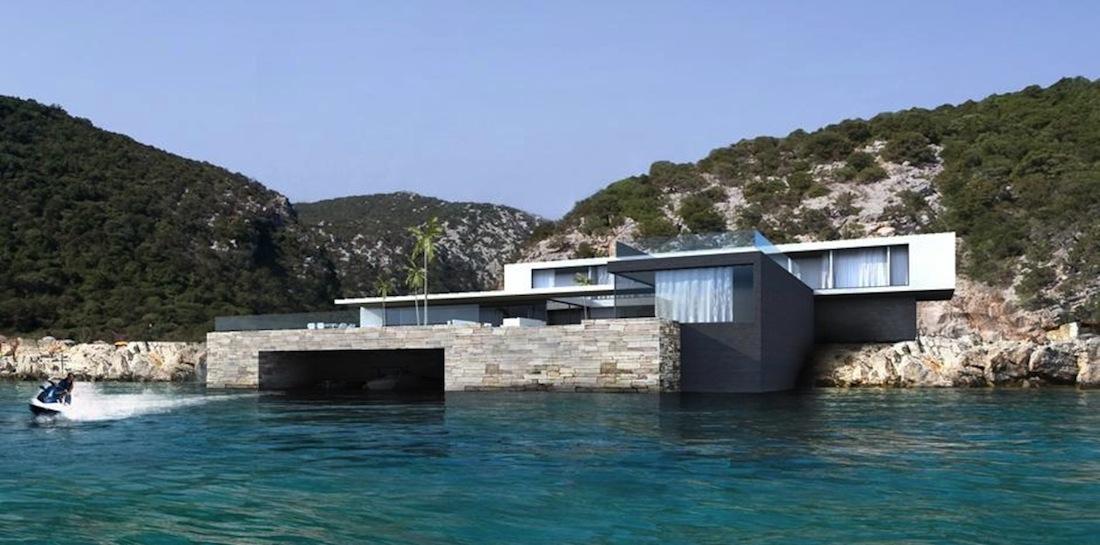 Villa De Milliardaire A Vendre : Une maison en sardaigne par vielliard fasciani