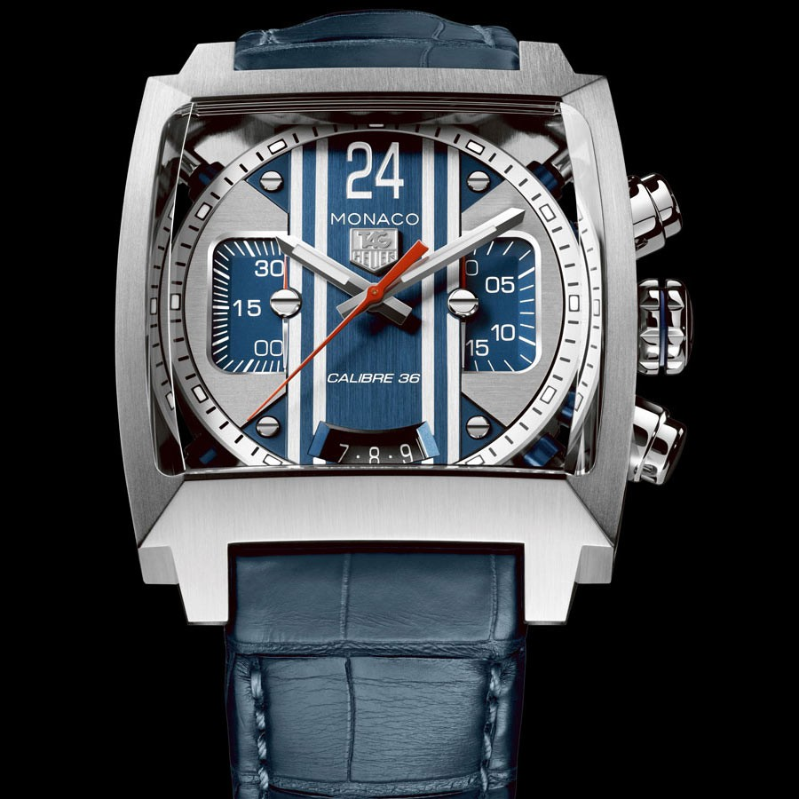 Why only daytona is mentioned using el primero what about the other brands page 2 for Tag heuer daytona