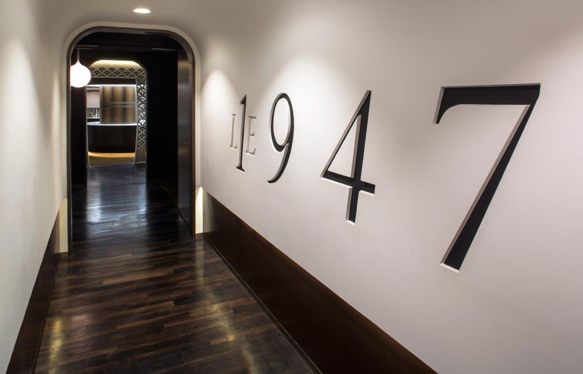 1947 Le Restaurant Gastronomique De L H Tel Cheval Blanc Courchevel