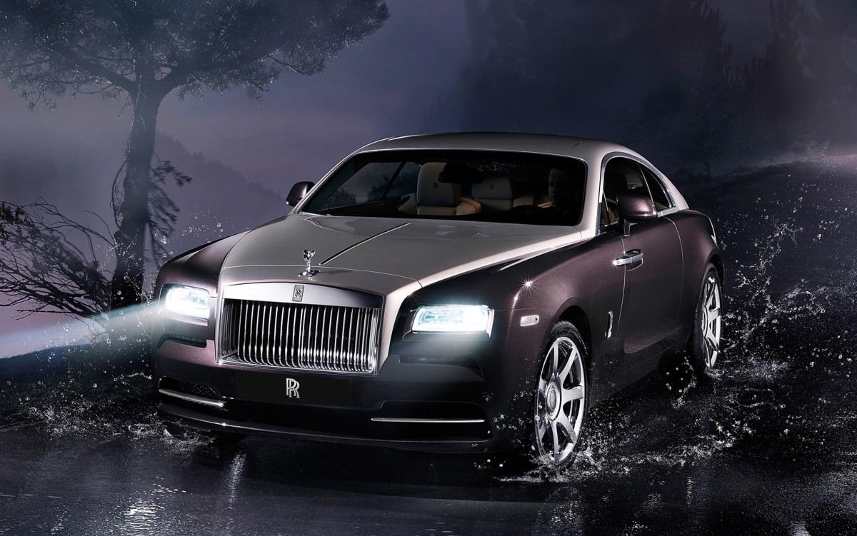 Wraith Rolls Royce (13)