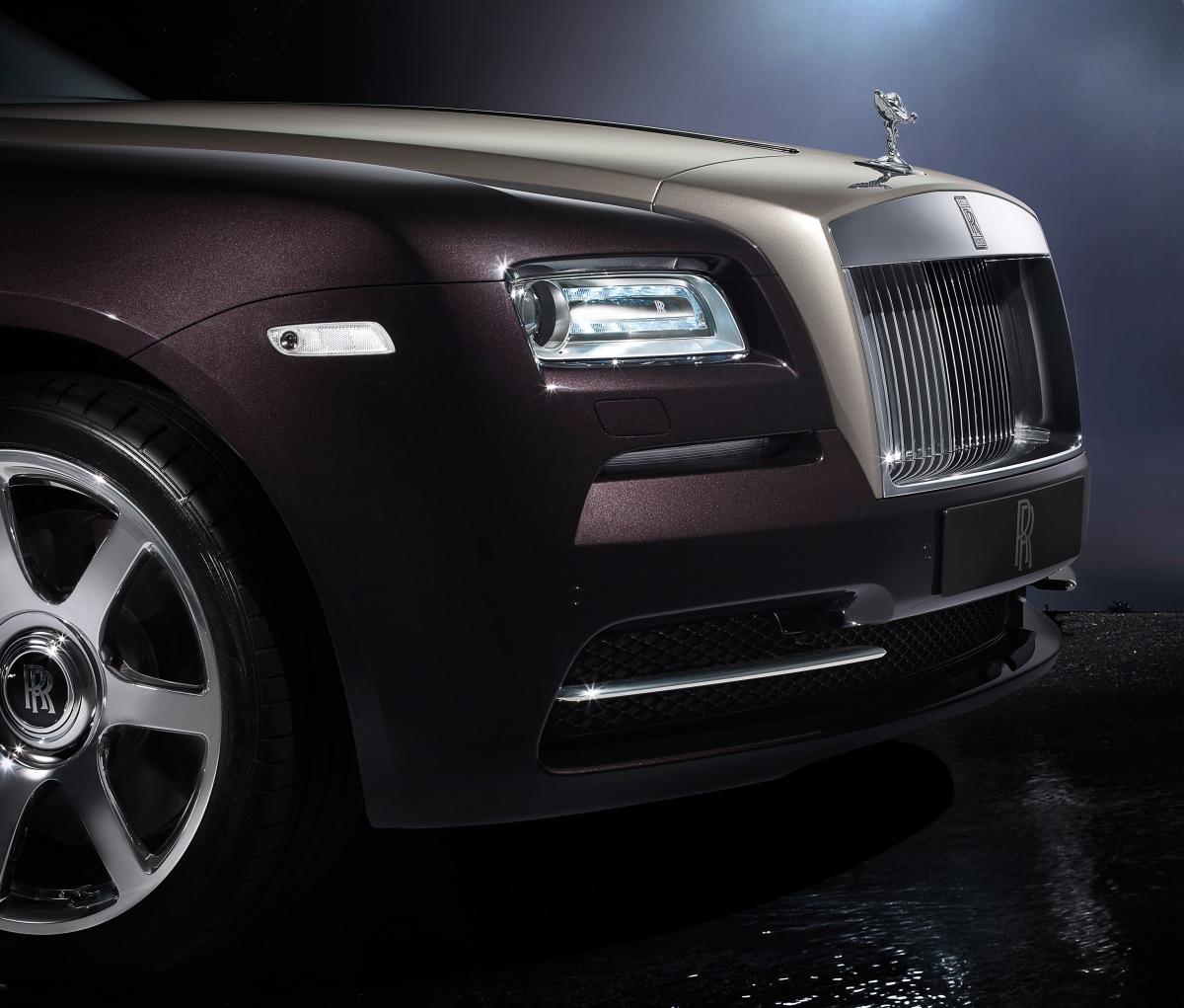 Wraith Rolls Royce (15)