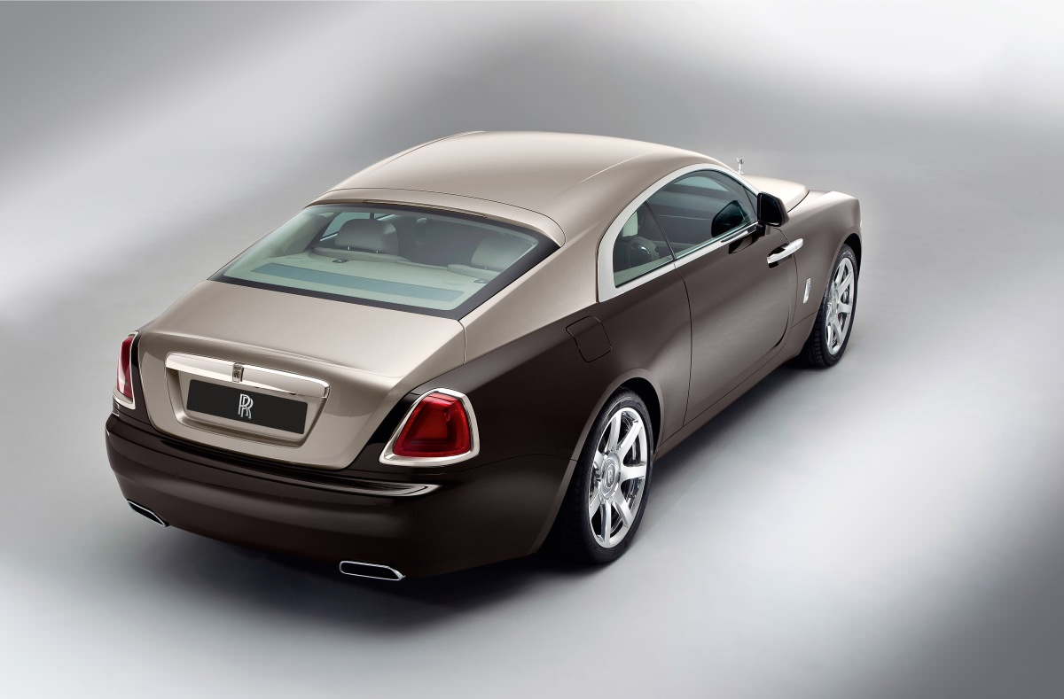 Wraith Rolls Royce (16)